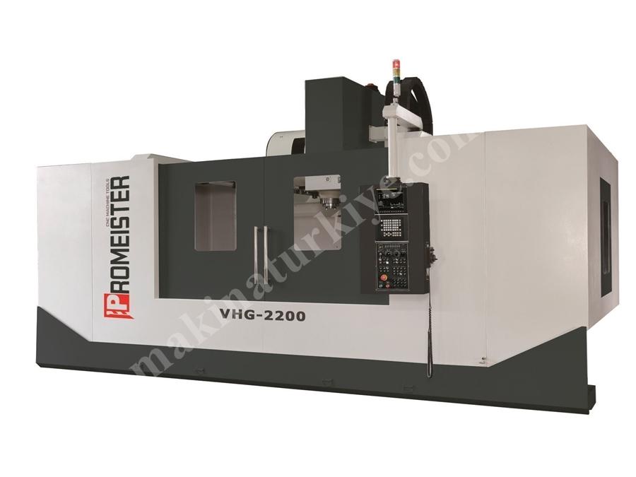 2200lik CNC İŞLEME MERKEZİ - VHG2200