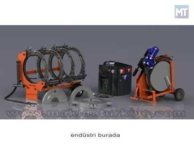 Alın Kaynak Makinaları 180~500 Mm
