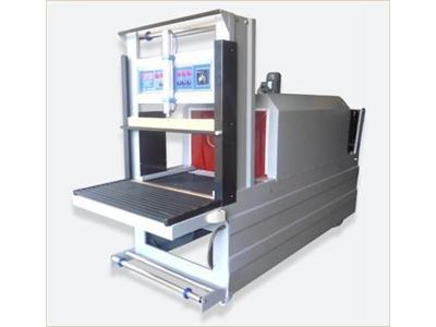 Yarı Otomatik Shrink Makinası 150-200 Koli / Saat
