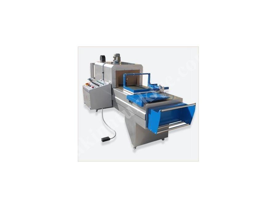 500 X 500 X 180 Mm L Kesim Shrink Makinası