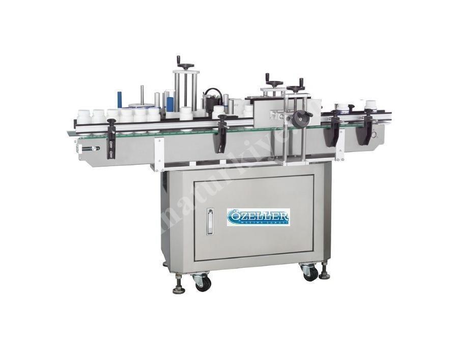 Etiketleme Makinası 1500 - 5000 Adet / Saat