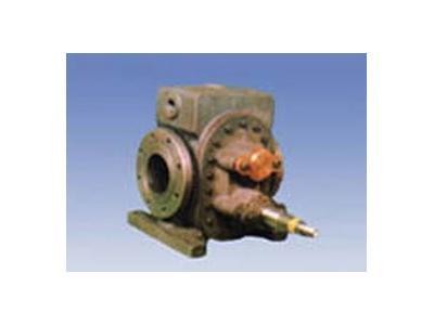 Kızgın Yağ Ve Asfalt Pompası 4 İnç - 40 M³ / Saat
