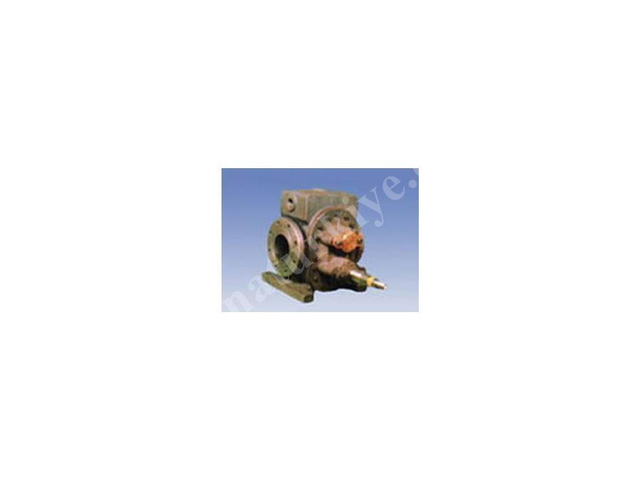 Kızgın Yağ Ve Asfalt Pompası 4 İnç - 60 M³ / Saat