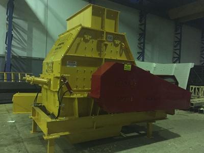 Tersiyer Kırıcı 130-200 ton /saat Tersiyer Kırıcı