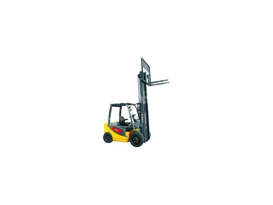 1,6 Ton Akülü Forklift