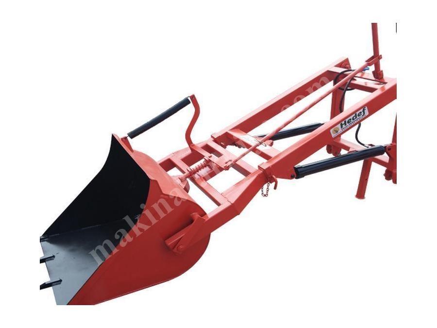 Uzatmalı Çift Piston Kepçe 300 cm UÇPK-01