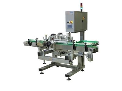 Yuvarlak Şişe Etiketleme Makinası 14000 Adet / Saat