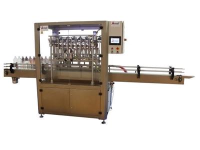 Otomatik Sıvı Dolum Makinası 4000 litre / saat
