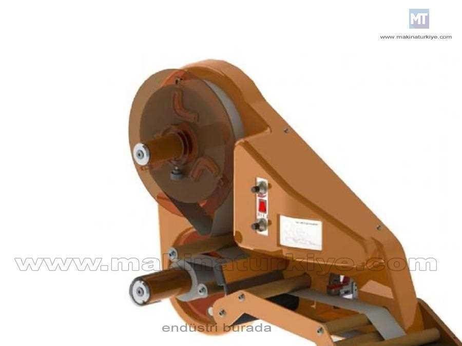 Etiket Yapıştırma Makinası 20 M / Dakika