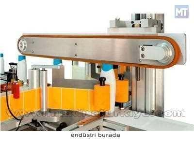 Ön-Arka Yüzey Etiketleme Makinası 7000 Adet / Saat