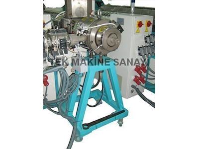 Plastik Boru Kafa Makinası