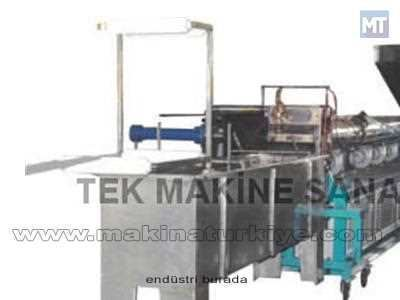 Plastik Granül Makinesi