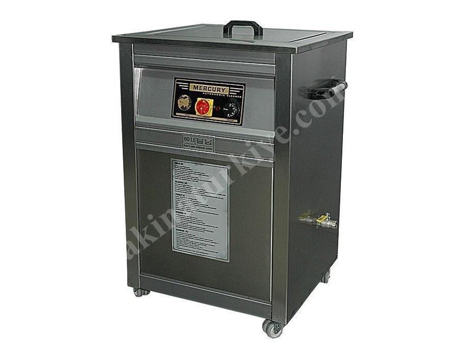 60 Litre Ultrasonik Yıkama Makinası