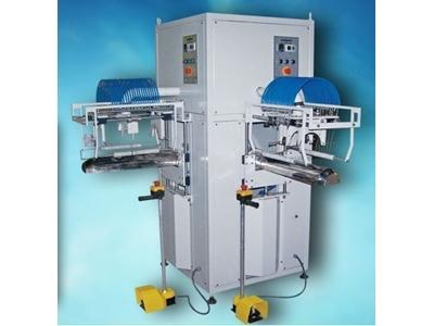 Çift Kapaklı Otomatik Krinkıl Makinası