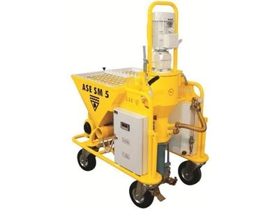 Alçı Sıva Makinası - Ase Sm5