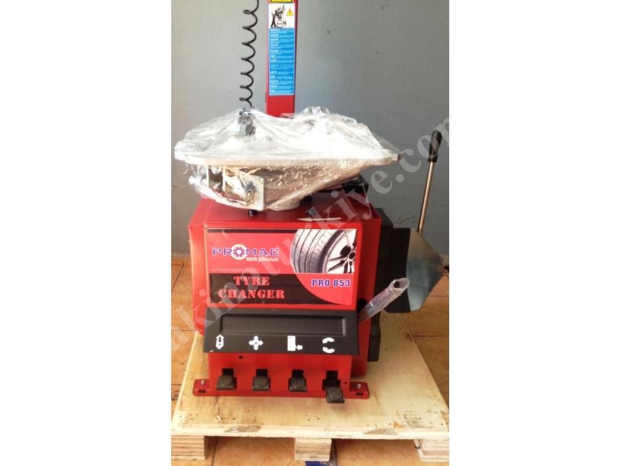 Promac Pro 853 Lastik Sökme Takma Makinası