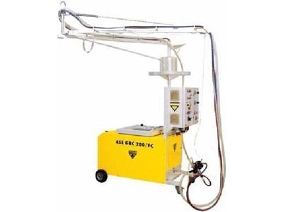 Prekast ( GRC ) Spray Pompası - Ase GRC 200 FC
