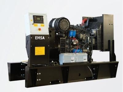 112 KVA ( Perkins Motor ) Dizel Motorlu Jeneratör