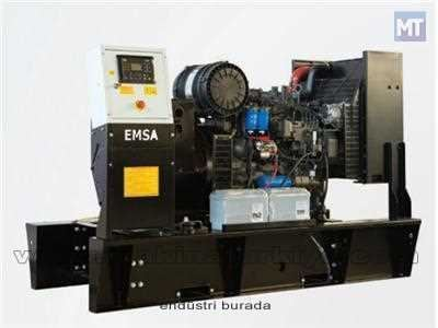 330 KVA ( Perkins Motor ) Dizel Motorlu Jeneratör
