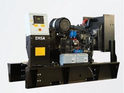 Dizel Motorlu Jeneratör 550 Kva ( Perkins Motor )