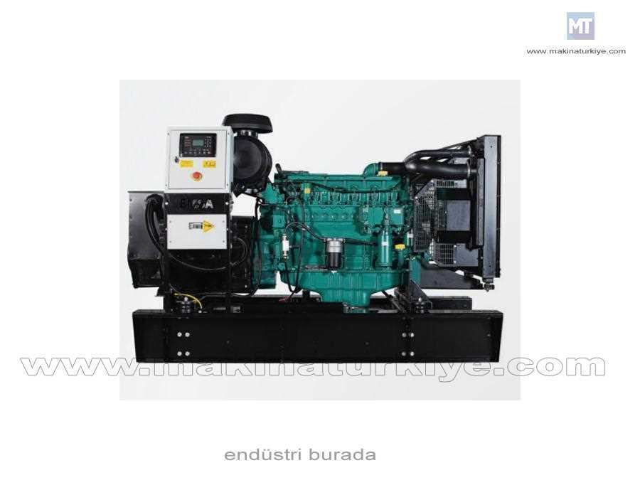 Dizel Motorlu Jeneratör 278 Kva ( Volvo Motor )