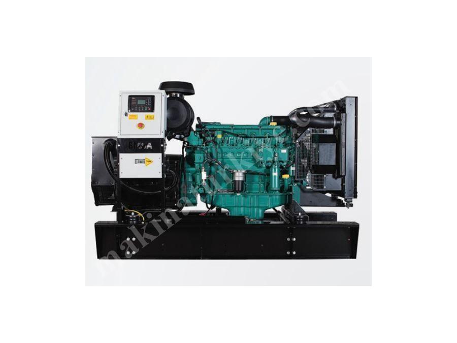 Dizel Motorlu Jeneratör 452 Kva ( Volvo Motor )