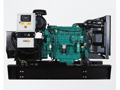 Dizel Motorlu Jeneratör 556 Kva ( Volvo Motor )