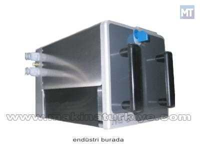 Sürekli Baskı Termal Transfer Kodlama Makinası 213 X 500 Mm