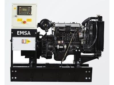 35 KVA Dizel Motorlu Jeneratör ( Emsa Motor )