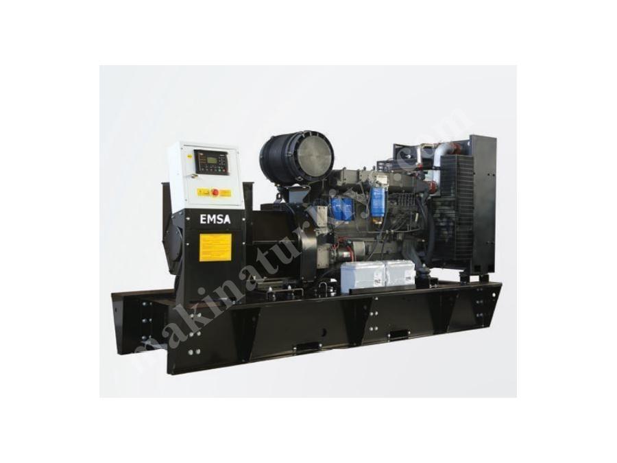 290 KVA ( Weichai Motor ) Dizel Motorlu Jeneratör