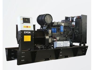 360 Kva ( Weichai Motor ) Dizel Motorlu Jeneratör