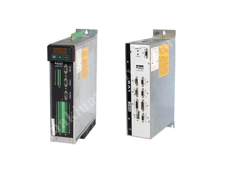 Standart Servo Sürücüsü 3,5 W Encoder