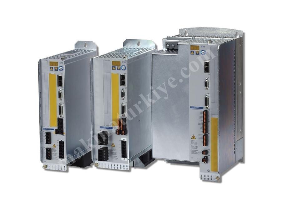 Standart Servo Sürücü Apd-Vs Serisi 0,1 Kw (01-Kw-3-X-220Vac)
