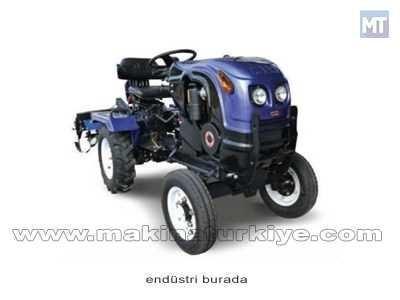 Kaan A100 10 Hp Mini Bahçe Traktörü