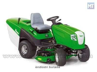 Çim Biçme Traktörü Kesme Genişliği 110 Cm Wiking WKG-6112ZL