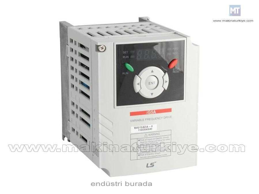 11 Kw Ac Hız Kontrol Cihazı İg5a Serisi