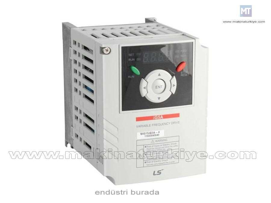 18,5 Kw Ac Motor Hız Kontrol Cihazı İg5a Serisi