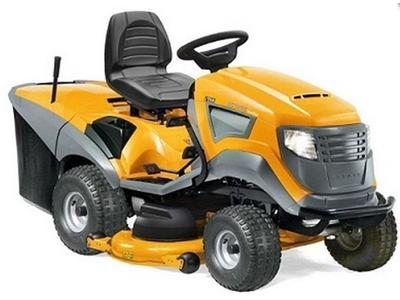 656 Cc Çift Bıçaklı Çim Biçme Traktörü Stiga STG-22HP
