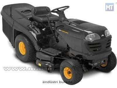 20 Hp Çim Biçme Traktörü Kesme Alanı 107 Cm Mc Culloch MC-M200107