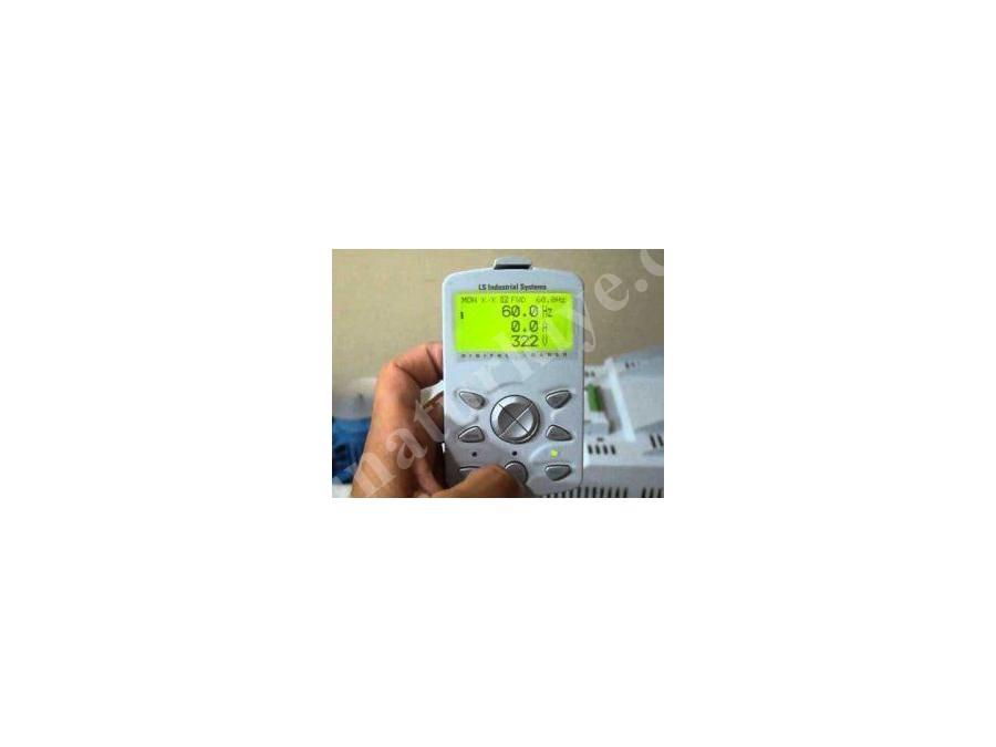 Ac Motor Hız Kontrol Cihazı İS7 Serisi Lcd Keypad