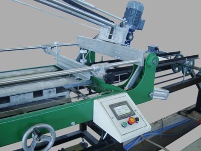 Cam Serigrafi Baskı Makinesi