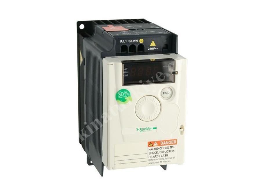 0,18 KW Ac Motor Hız Kontrol Cihazı Altivar 12 Serisi