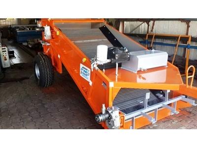 Traktör Arkası Sahil Temizleme Makinası Mnzl003 Model