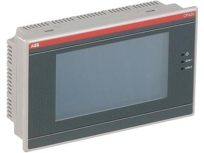 Operatör Paneli Cp400 Serisi 4,7 Lcd Stn 16 Mavi Ton