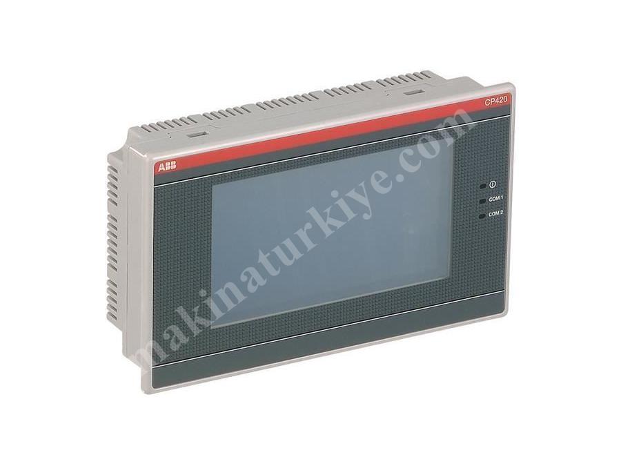 Operatör Paneli Cp400 Serisi 5,7 Lcd Stn 16 Mavi Ton