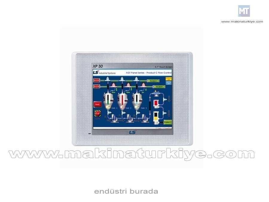 Dokunmatik Xp Paneli Serisi 5,7 Tft Lcd 256 Renk