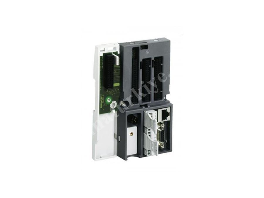 Plc Sistemi Cpu Modülü Terminal Bloku 4 Haberleşme Slotlu