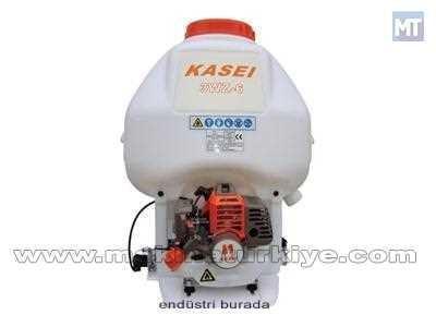 1 Hp Benzin Motorlu Sırt İlaçlama Makinası 420 Litre / Saat