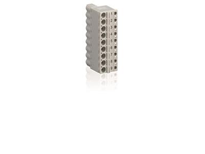Plc Sistemi Klemens Bloku S500 ECO 9 Pinli