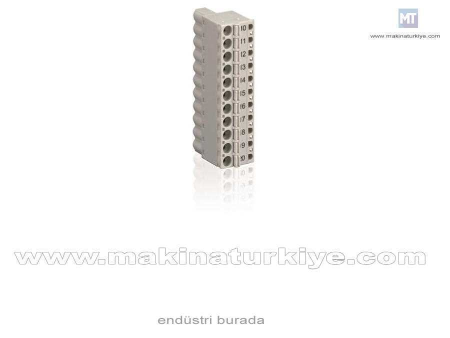 Plc Sistemi Klemens Bloku S500 ECO 11 Pinli